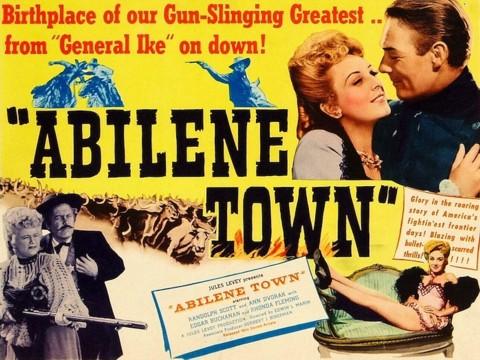 Abilene Town (1946)