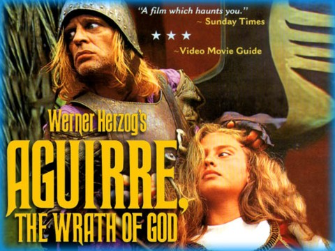 Aguirre the Wrath of God (1972)