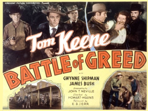Battle of Greed (1937)