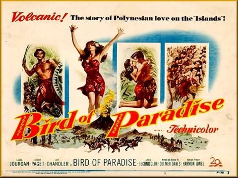 Bird Of Paradise (1951)