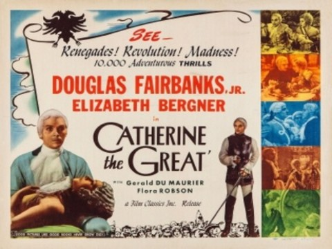 Catherine the Great (1934)