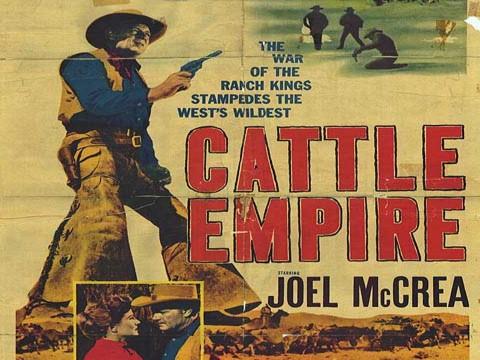 Cattle Empire (1960)