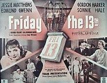 Friday the Thirteenth (1933)
