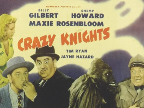 Ghost Crazy (1944)