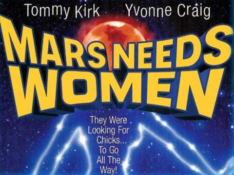 Mars Needs Women (1968)