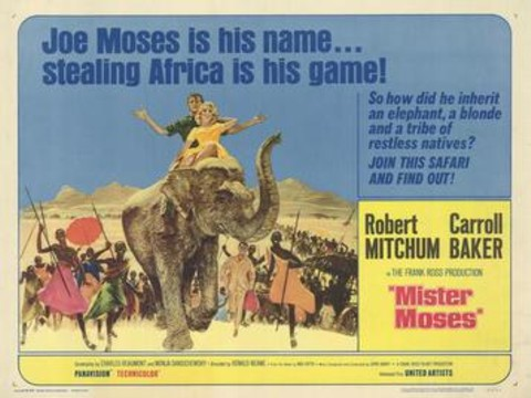 Mister Moses (1965)