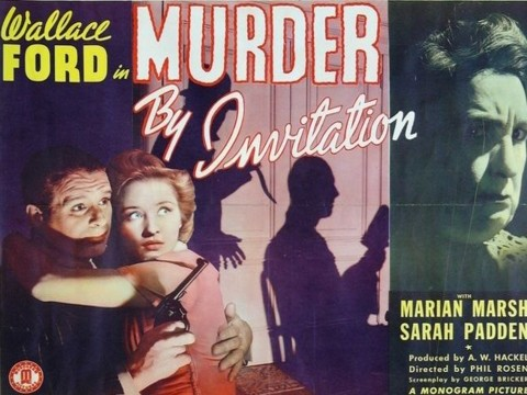 Murder by Invitation (1941)