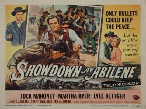 Showdown at Abilene (1956)