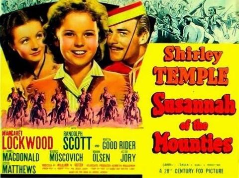 Susannah of the Mounties (1939)