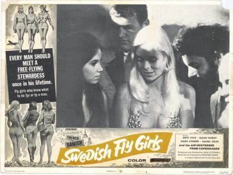 Swedish Fly Girls (1971)