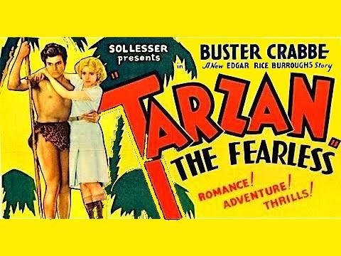 Tarzan the Fearless (1933)
