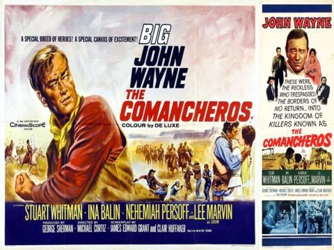 The Comancheros (1961)