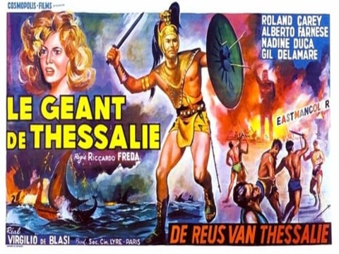 The Giants of Thessaly (1960)