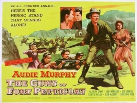 The Guns of Fort Petticoat (1957)
