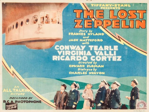 The Lost Zeppelin (1929)