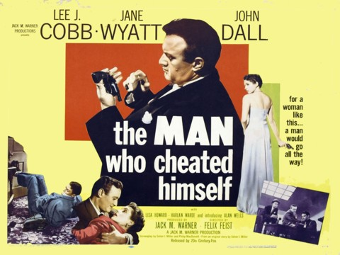 The Man Who Cheated Himself (1950 )