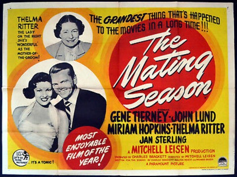 The Mating Season (1951)
