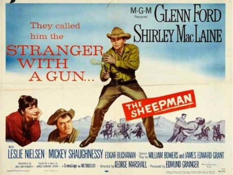 The Sheepman (1958)