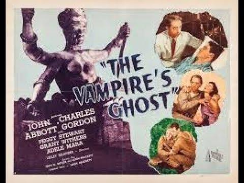 The Vampire's Ghost (1945)