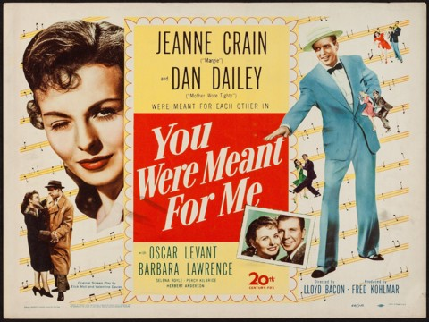 You Were Meant for Me (1948)