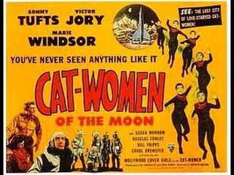 Cat-Women Of The Moon (1953)